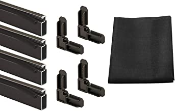 Pack of 100 Prime-Line Products PL 14664 Window Screen Plunger Latch Nylon with 1//4-5//16 Frame, Prime-Line Products Home Improvement