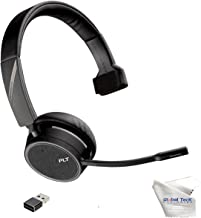 $175 » Sponsored Ad - GTW Bundle Plantronics Voyager 4210 Bluetooth Headset UC, BT600 USB-A, 212740-01, Charging Stand, Compatibl...