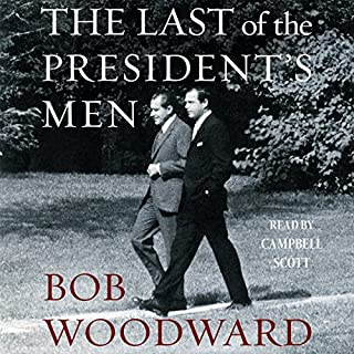 The Last of the President's Men audiobook cover art