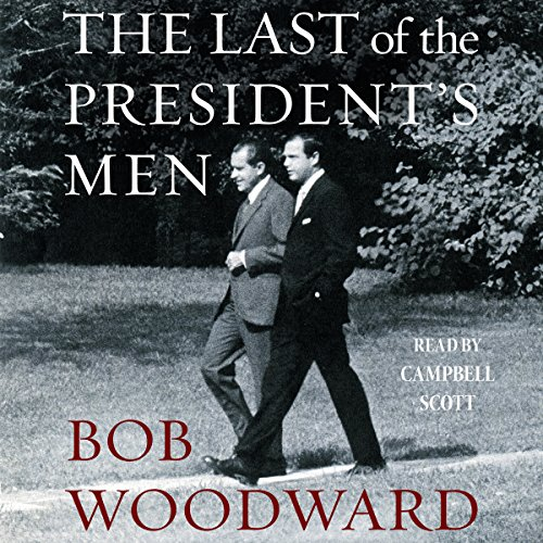 The Last of the President's Men cover art