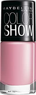 Maybelline New York Color Show Nail Enamel, Pinklicious