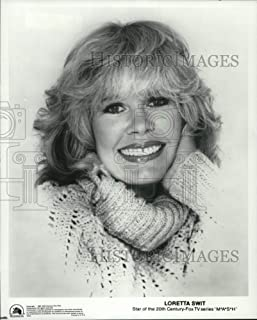Historic Images - 1981 Press Photo Loretta Swit, Star of The 20th Century-Fox TV Series MASH