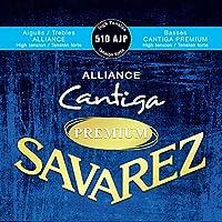 SAVAREZ 510 AJP High tension ALLIANCE/Cantiga PREMIUM クラシックギター弦×6セット