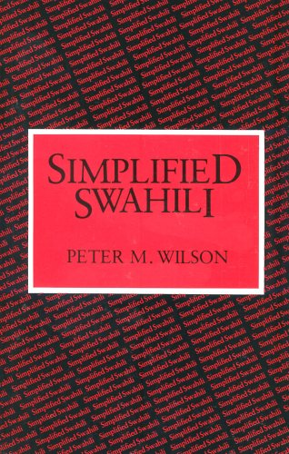 Compare Textbook Prices for Simplified Swahili Paper Longman Language Texts  ISBN 9780582623583 by Peter M. Wilson