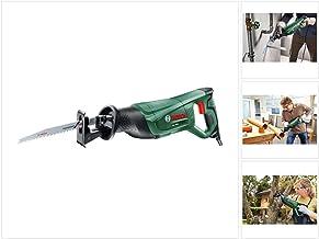 Bosch Home and Garden PSA 7100 Panter Testere, Yeşil, 710 W, 3 KG, 150 MM Ahşap Kesme Derinliği