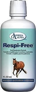 Omega Alpha Respi-Free - 1 Quart