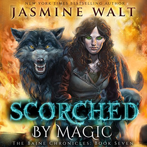 Couverture de Scorched by Magic