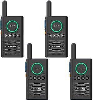 Chunhee Wireless Intercom System for Elderly/Kids, Home Intercom System Room to Room Communication, 1.5 Miles Long Range 1...