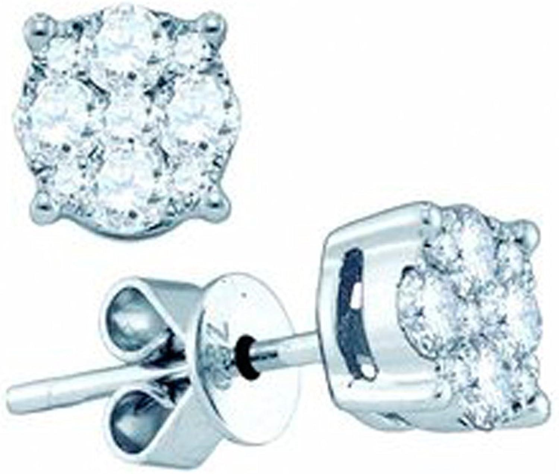 1 Carat DIAMOND LADIES LARISSA DIAMOND EARRING