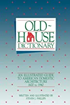 Old House Dictionary