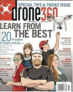 Drone 360 Magazine (September/Ocotber 2016)