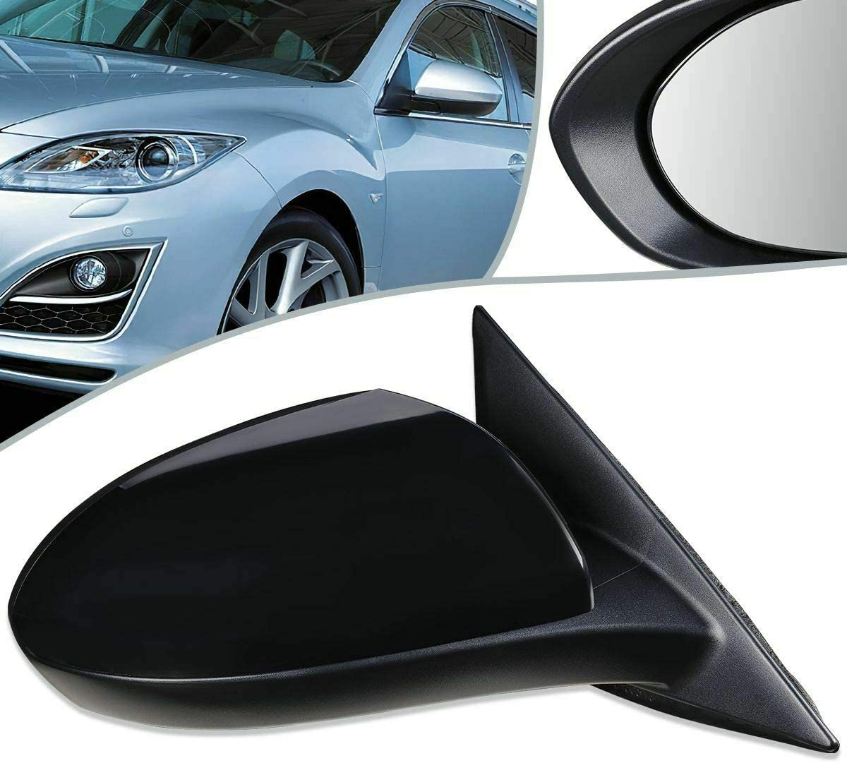 Powered Side Rear View Door Mirror OE Sedan RH Cheap Branded goods super special price MA13211636 Right