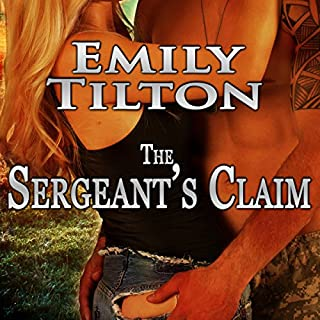 The Sergeant's Claim                   By:                                                                                                                                 Emily Tilton                               Narrated by:                                                                                                                                 Elliott Daniels                      Length: 5 hrs and 24 mins     16 ratings     Overall 4.0