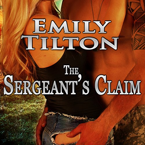 The Sergeant's Claim audiobook cover art