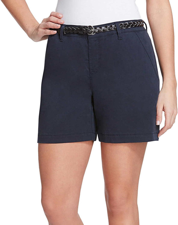 Gloria Vanderbilt Women's Nimah Belted Short