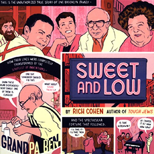 Sweet and Low audiobook cover art