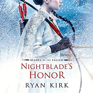 Nightblade's Honor cover art