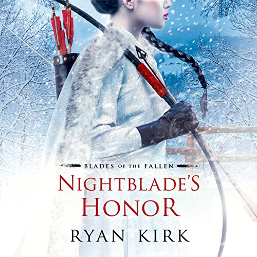 Nightblade's Honor audiobook cover art
