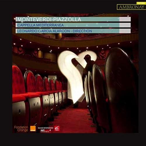 Piazzolla - Monteverdi