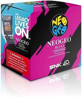 Console Retro Neo Geo Mini International - 40 Jeux Inclus