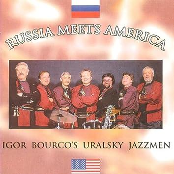 Russia Meets America