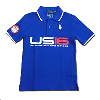 RALPH LAUREN Childrenswear Boys' US 16 Polo Shirt