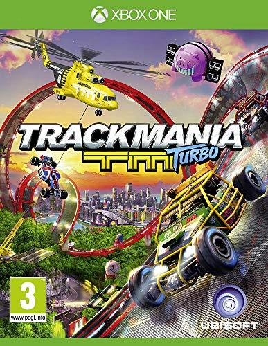 TrackMania Turbo Jeu Xbox One