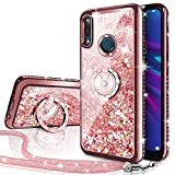 Miss Arts Compatible with Huawei Y6 2019 Case, [Silverback]
