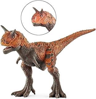 Toyvian 1 pz 1 pz Giocattolo di Dinosauro Realistico Simulazione Divertente Plastica Carnotaurus Modello Giocattoli Figura per Bambini Bambini Bambino