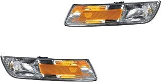 Par de Cuartos DEPO Compatible con Ford Grand Marquis 1995-2002