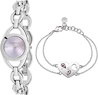 Morellato R0153149501 Incontro Year Round Analog Quartz Silver Watch