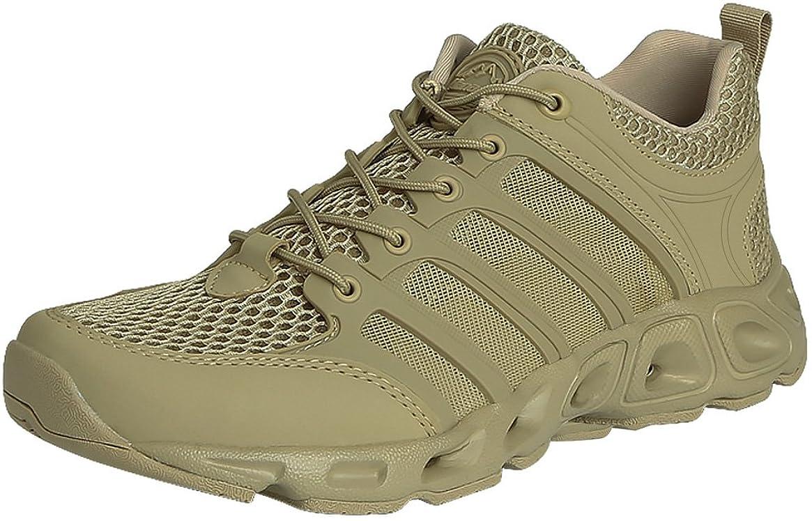 HANAGAL Men's Otarriinae Water Shoes, Ultralight and Quick Drying