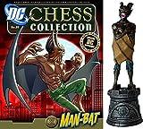 dc comics Chess Figurine Collection Nº 24 Manbat