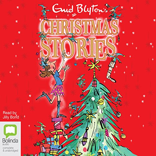 Enid Blyton's Christmas Stories audiobook cover art