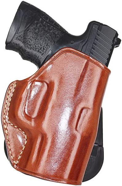 Premium Spasm price Leather OWB Paddle Holster with Top Walther Fits Seattle Mall Open P