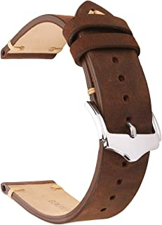19mm leather watch band