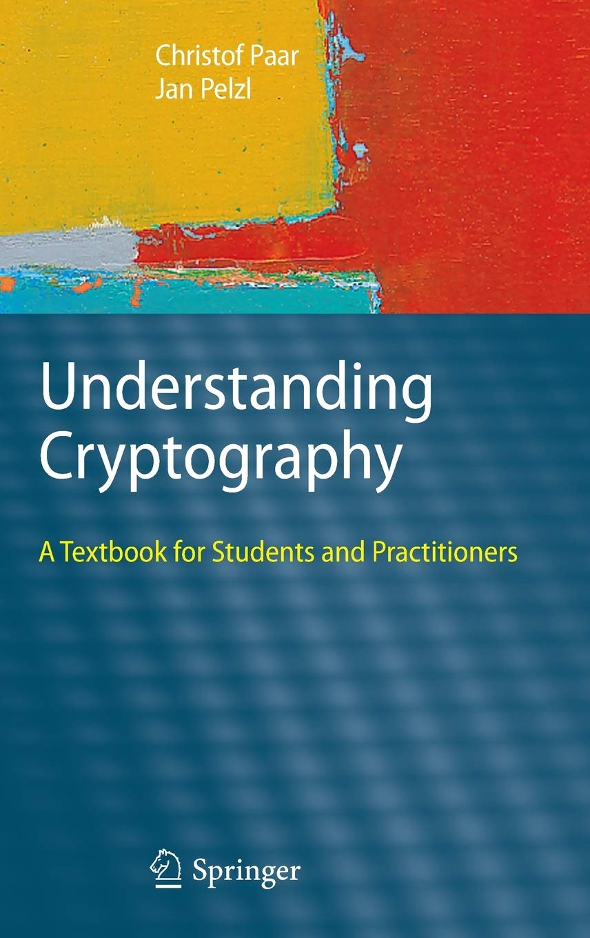 Image OfUnderstanding Cryptography: A Textbook For Students And Practitioners