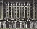 Détroit, vestiges du rêve américain d'Yves Marchand