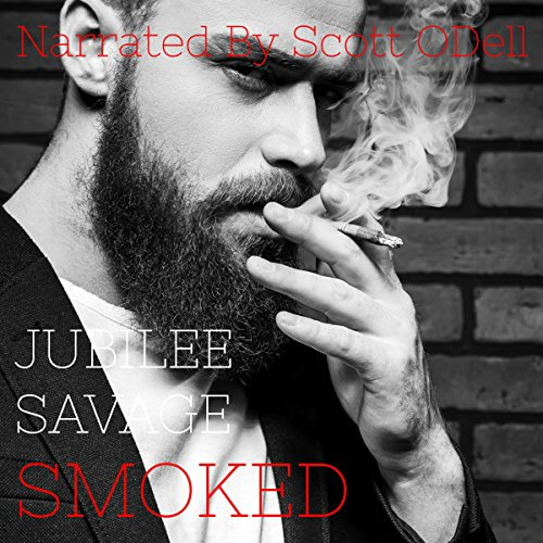 Smoked audiobook cover art