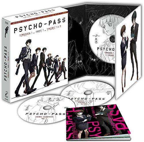 Psycho Pass Temporada 1 Parte ...