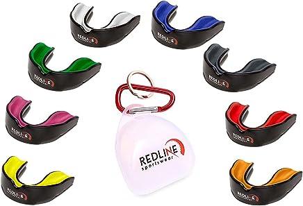 rotline Sportswear - rotline Sport Custom Fit Zahnschutz w Belüftete Case - Schutz für alle Kontakt Sport - B01LM20NVA     | Offizielle Webseite