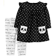 Carter's Baby Girls' 2 Pc Playwear Sets 239g294