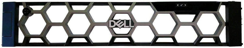 StorageTekPro - F6FRY 2U Faceplate Front Bezel for Dell EMC PowerEdge R740 R540 R7425 Server with Key