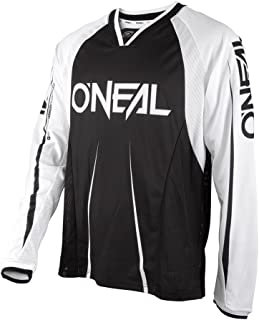 White//Gray, Large ONeal Unisex-Adult Youthayhem Blocker Jersey
