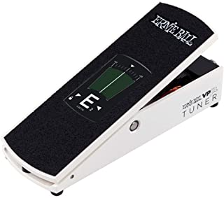 Ernie Ball White VP Jr Guitar Tuner (P06200)