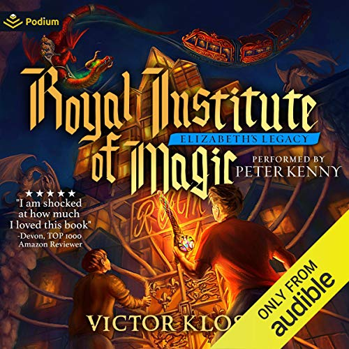 Elizabeth's Legacy Audiobook By Victor Kloss cover art