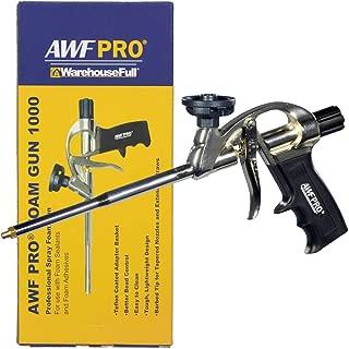 AWF Pro Professional Foam Gun, Teflon Coated Basket