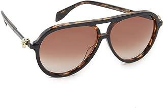 Best alexander mcqueen skull aviator sunglasses Reviews