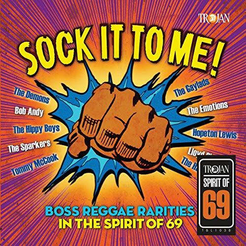 Varios -Sock It To Me: Boss Reggae Rarities In The Spirit Of '69 (LP-Vinilo)