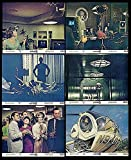 Colossus The Forbin Project - Authentic Original 10x8 Movie Set Of Stills